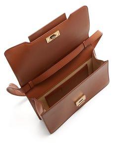 a4a9d7bef9 Givenchy Infinity leather cross-body bag Sac À Bandoulière En Cuir