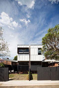 2 Semi's Camperdown - David Boyle Architect
