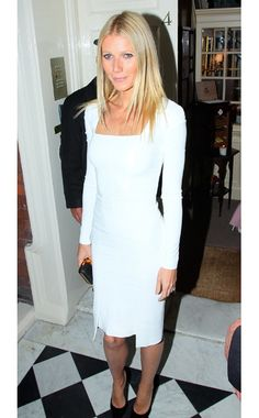 Gwyneth Paltrow  WHAT:    Tom Ford  WHERE:    Obama Victory Fund dinner, London  WHEN:    September 19, 2012