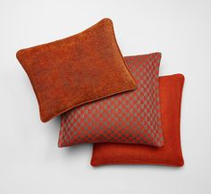 CHALET LUXE cushions by SAHCO