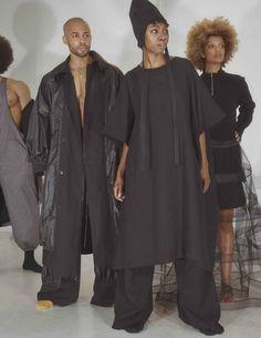 Pantone, Black Fashion Designers, Chelsea Gray, Fashion Show, Mens Fashion, Unisex, New York Fashion, Spring, Catwalk