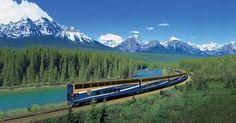 Voyager vite et à un faible prix, voilà ce qu'on veut aujourd'hui. Pourtant, on pourrait aussi profiter du voyage autrement et, pourquoi pas, admirer de sublimes paysages. Pour cela, rien de tel que le train. Voici une sélection des meilleurs voyages ferrés...