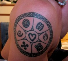 Adinkra Symbols of West Africa: Tattoos
