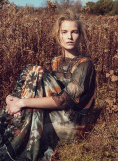 Vogue Russia February 2016 - Suvi Koponen - Sebastian Kim