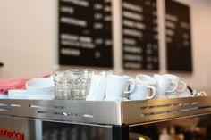 Brunch, Coffee Shop, Mugs, Tableware, Milk, Avocado Bread, Eating Ice Cream, Linz, Simple