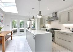 Potential kitchen extension