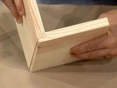 HOW TO MAKE DRAWER JOINTS