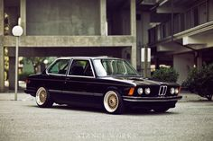 NOT BETTER, JUST FIRST: CHARLIE SCOTT'S 1981 E21 BMW 320IS by Mike Burroughs: Stanceworks