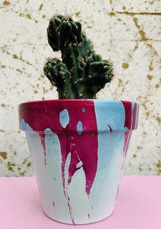Handmade Unique Plant Pots/Cacti/Succulents by KeepThemGreen Big Plants, Unique Plants, Potted Plants, Cacti, Cactus Plants, Web Instagram, Plant Pots, Toot, Planting Succulents