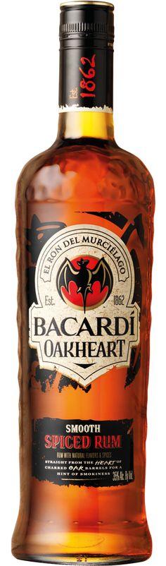 Bacardi - BACARDI OakHeart