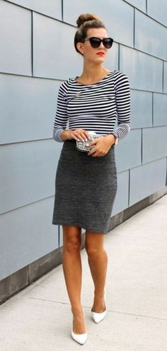 b2aa281b9d4 perfect-work-office-outfit-ideas Office Wear