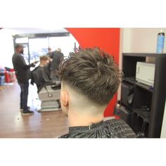 Haircut by amirthebarber http://ift.tt/23M1HPG #menshair #menshairstyles #menshaircuts #hairstylesformen #coolhaircuts #coolhairstyles #haircuts #hairstyles #barbers