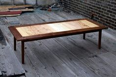 Pallet table.