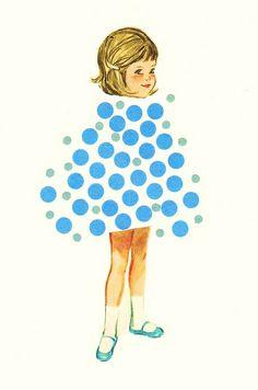 // little miss blueberry by felicianna