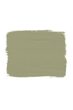 Chalk Paint® by Annie Sloan colour swatch in Chateau Grey, an elegant greyed green. Annie Sloan first developed her signature range of furniture paint in 1990, calling it 'Chalk Paint' because of this decorative paint's velvety, matte finish.