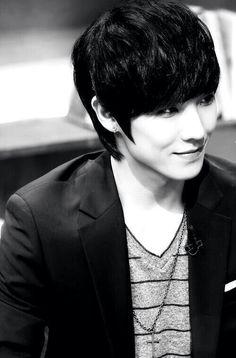 Cute, killer smile..joon