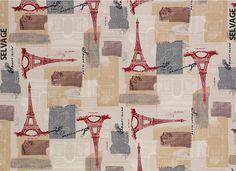 https://www.etsy.com/listing/153987511/eiffel-tower-fabric-april-in-paris-by  (♡)
