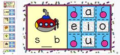 Giggly Games Baker Bear CVC Words Drag & Drop GOOGLE SLIDES | Distance Learning Number Words, Cvc Words, Short Vowel Sounds, File Folder Games, Short Vowels, Early Childhood Education, Learning Centers, Special Education, Distance