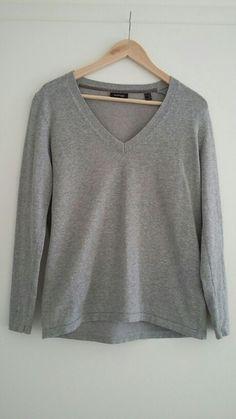 Grauer Pullover von Tchibo Woman