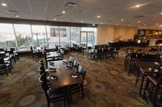 Affordable Seating helps the Holiday Inn Peterborough reinvent its image with modern chairs, bar stools & tables.