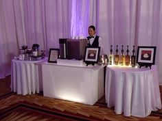 Espresso Bar instead of alcohol! YUM! This would so be cute at your wedding @HailleyWhite