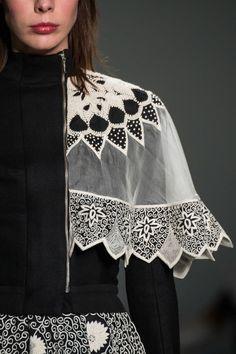 forlikeminded:    Rahul Mishra | Paris Fashion Week | Fall 2016