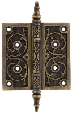 Awesome hinges