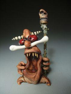 ceramic monster | james de rosso