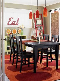 funky dining rooms | 33 Best Funky Dining images | Dining, Decor, Dining room ...