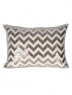 Chevron Sequin Pillow from Dormify. Saved to Apartment. Festival Decorations, Dorm Decorations, Chevron Bedding, Chevron Pillow, Sequin Pillow, Best Pillow, Perfect Pillow, Home And Deco, Style And Grace
