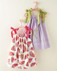 ribbon dress