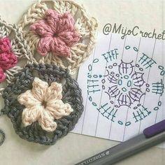 いいね!1,272件、コメント11件 ― rose oliveiraさん(@roseoliveira_tartes)のInstagramアカウント: 「Fofuras para vocês  #crochet #graficos #pattern #patron」
