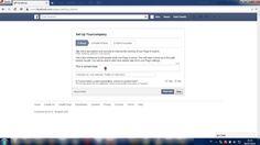 Cara membuat halaman / Facebook fans page  #sosialmedia #sosmed #tutorial #facebook #video #youtube #tips #fb #facebookfanspage #fanspage #fbfanspage