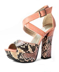 Super awesome peep toe heels !!!!!