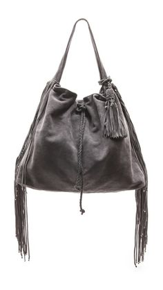 Simone Camille Crescent Suede Bag Carry On 8f6a512ac3406