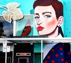 Street art. Unknown location.