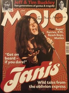 MOJO No.79 June 2000 - Janis Joplin, Jeff & Tim Buckley, Cat Stevens/Yusuf Islam