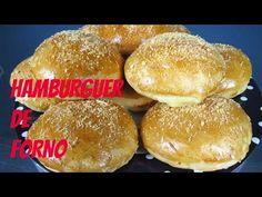 HAMBURGUER DE FORNO - YouTube