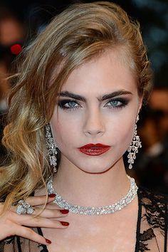 The Best Celebrity Eyebrows - Cara Delevingne