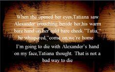Oh Tatia...