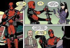 Hawkeye vs. Deadpool #3