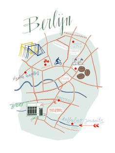 Red Magazine – Cycling cities #oct-2013