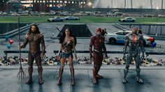 Nuevo tráiler de Justice League (Liga de la Justicia) presentado en la Comic-Con 2017 de San Diego. Superhéroes unidos contra Steppenwolf