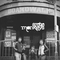 Famous photo outside the Boardwalk in Sheffield