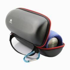 2017 rusia bolsa pu carry case bolsa bolsa de la cubierta de la manga portátil Caja protectora Para JBL Cargo2/Carga 2 Plus Altavoz Bluetooth