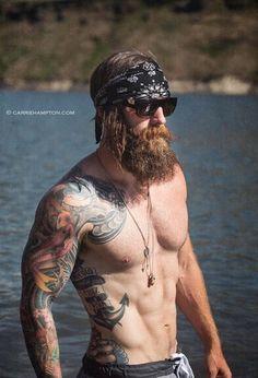 Kinkyest choice of Bearded men