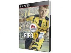 Fifa 17 para PS3 - EA - Pré-venda com as melhores condições você encontra no Magazine Edmilson07. Confira!
