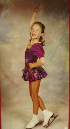 Young Sierra Boggess! So Cute!