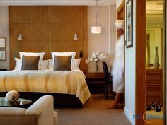 Spa Bedroom Decorating Ideas