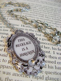 This Necklace is a Horcrux